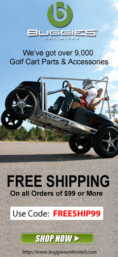 Over 9,000 Golf Cart Parts and Accessories at Buggies Unlimited!  Shop Now!