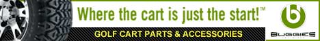 Over 9,000 Golf Cart Accessories and Parts!  Shop Now!