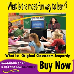 Original Classroom Jeopardy