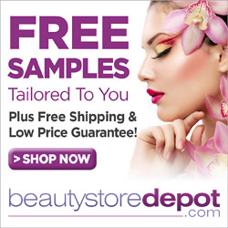 Free Samples Tailored To Every Order At beautystoredepot.com