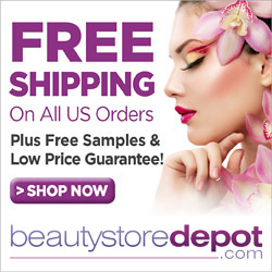 Free Shipping On All U.S. Orders At beautystoredepot.com