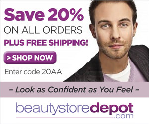 20% Off + Free Shipping, code 20AA