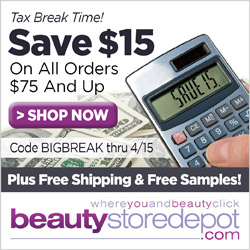 Take $15 off orders over $75 + Free Shipping, code BIGBREAK