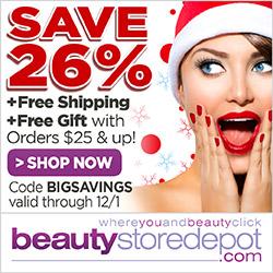11/28-12/1 Banner: 26% Off + Free Ship + Free Gift $25+, code BIGSAVINGS