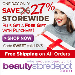 Save 27% On All Orders + Free Shipping + Free Gift, code SWEET