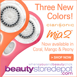 Clarisonic Mia 2 in Three New Colors for Spring