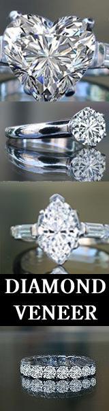 Diamond Veneer - The best simulated diamonds in the world