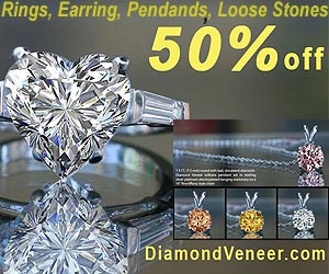 Diamond Veneer - The best simulated diamonds in the world