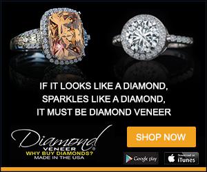 最好的仿造钻石世界镶钻立方氧化锆首饰!
