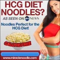 Miracle Noodles at HCGSupplies