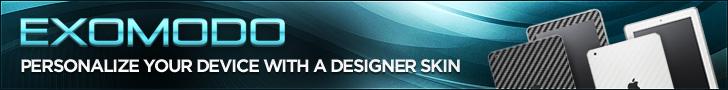 3D Designer Skins by EXOMODO