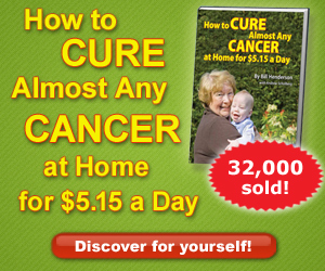 Cure Cancer at home $5.15 a Day