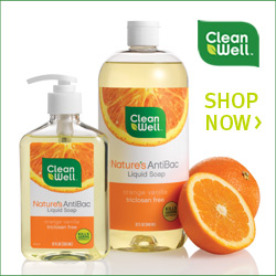 CleanWell Orange Vanilla