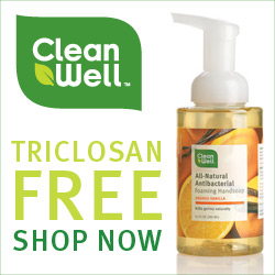 CleanWell Hand Soaps Are Triclosan Free!