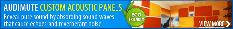 Eco-Friendly Acoustic Panels from an Industry Leader