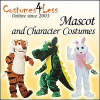 Mascot and Character Costumes