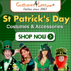 St.Patrick's Day Costumes & Accessories