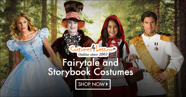 Fairy Tale and Story Book Costumes