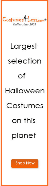 Largest selection of Halloween Costumes