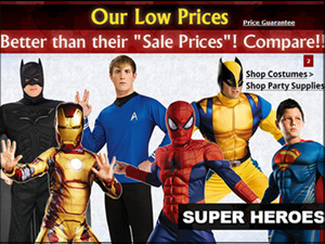 New 2013 Super Heroes Collection