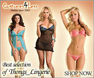 Thongs Lingerie