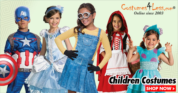Children's Unique and Popular Costumes