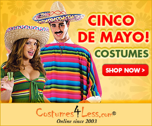Cinco De Mayo Costumes