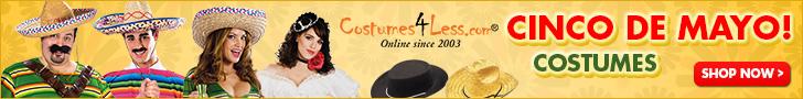 Cinco De Mayo Costumes