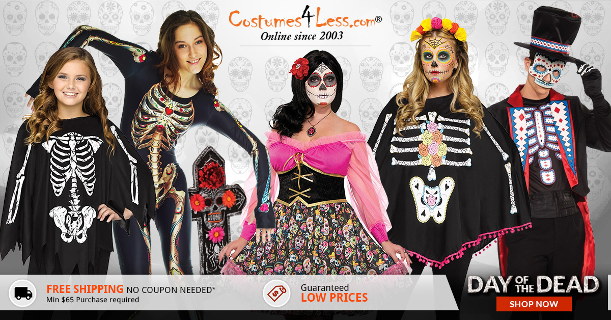 Amazing kids Halloween costumes at an affordable price