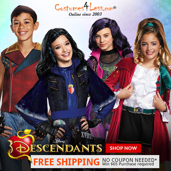 Descendants Costumes & Accessories