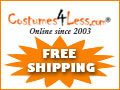 Free shipping - Costumes4less
