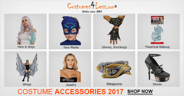 Halloween Costumes Accessories 2017