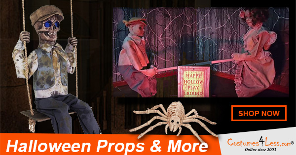Halloween Props & More