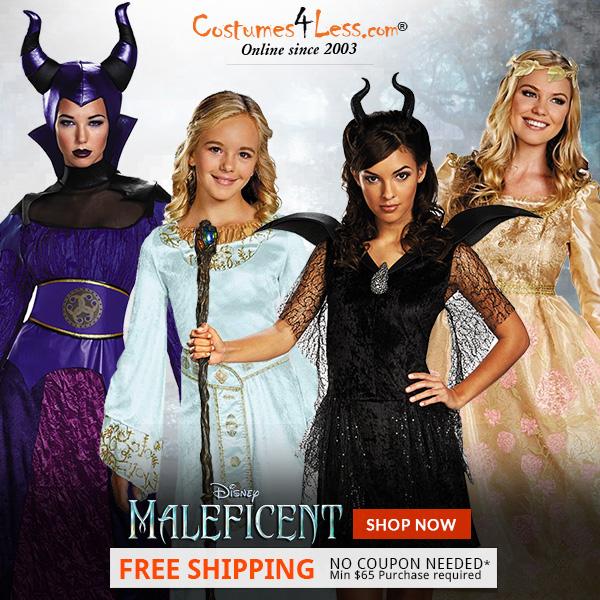 Maleficent Costumes & Accessories