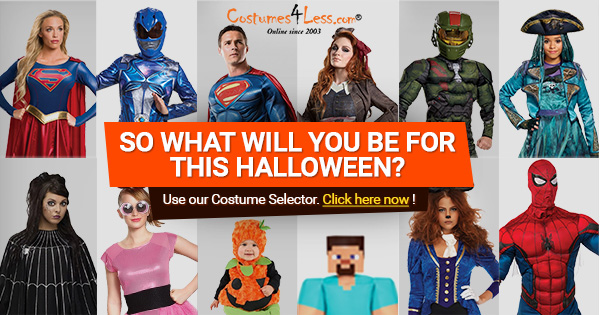 So What Will You Be For This Halloween?