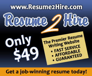 Premier Resume Writing Services: Fast, Afordable, Guaranteed
