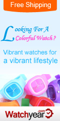 Vibrant Watches For a Vibrant Lifestyle,Free Shipping@Watchyear.com