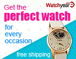 Leisure time, Working time ,Sports time. Get the perfect watch for every occassion .