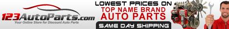 123AutoParts-Brand name auto parts
