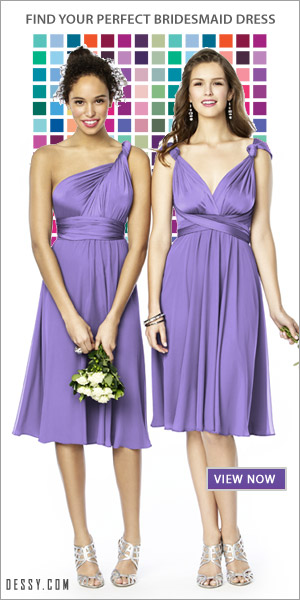 Visit Dessy.com for top bridesmaid dress styles and colors!