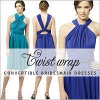 Bridesmaid dresses at The Dessy Group