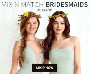 Mix n match bridesmaids