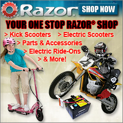 Your One Stop Razor Shop!