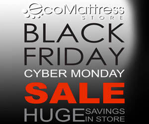 Find Huge Black Friday Savings at the Eco Mattress Store. Doorbuster Deals