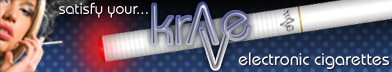 E-Cigarettes to Satisfy Your Krave at KraveIt.com