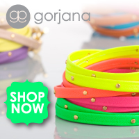 gorjana Neon Leather Product