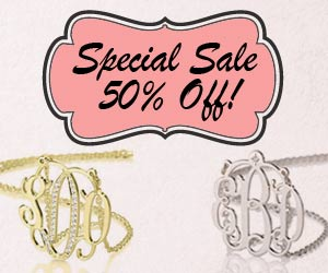 Special Sale 50% Off