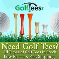 Golf Tees Etc - No.1 For Golf Tees & Other Golfing Products