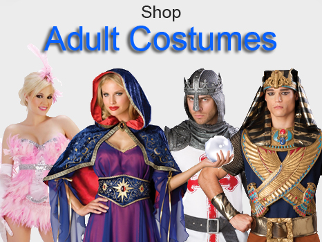 Adult Costumes from HalloweenAndCostumes.com