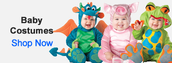 Baby Costumes from HalloweenAndCostumes.com